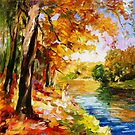 Thoughts Of Love — Buy Now Link - www.etsy.com/listing/219505690 by Leonid  Afremov