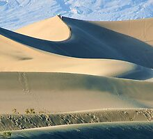 Sand Dunes by Anne-Marie Bokslag