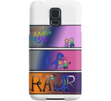 Dragon Rages against the Kids' Electronic Devices Samsung Galaxy Case/Skin