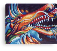 Dragons Glory Canvas Print