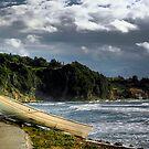 Approaching Storm by Xandru