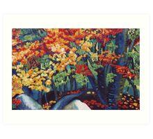 Fall's Spirit Alive Art Print