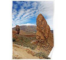 Mount Teide, TENERIFE, CANARY ISLAND Poster