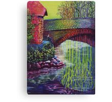 Mystical Enchantment Canvas Print