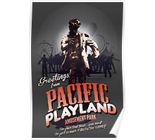 Greetings From Pacific Playland Poster