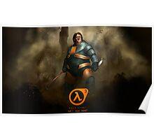 Lord Gaben, Half Life 3 Poster