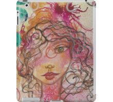 Mystery Girl iPad Case/Skin