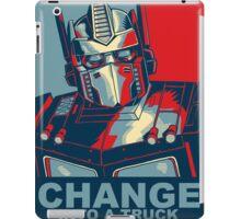 Optimus Prime - Change iPad Case/Skin