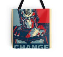 Optimus Prime - Change Tote Bag