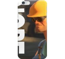 TF2 nope! Engineer, funny. iPhone Case/Skin