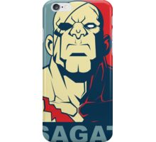 Sagat, Street Fighter iPhone Case/Skin