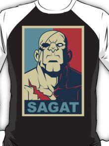 Sagat, Street Fighter T-Shirt
