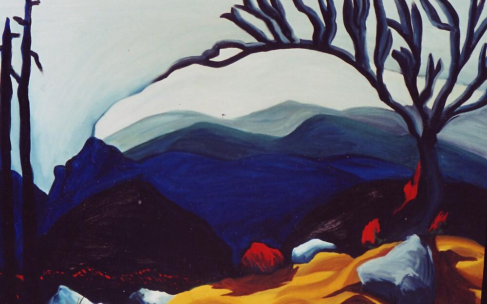 Peak Experience by Jill Mattson
