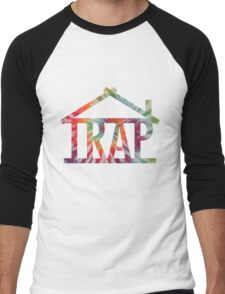 Trap House Men's Baseball ¾ T-Shirt
