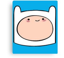 Happy Finn Canvas Print
