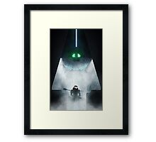 Assault on the Control Room Framed Print