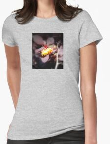 red japanese barberry flower macro T-Shirt