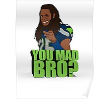 You Mad Bro? Poster