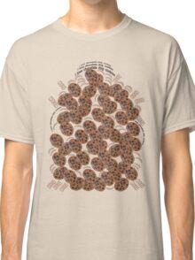 I Love Chocolate Chip Cookies Classic T-Shirt