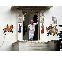 THE COLORS OF RAJASTHAN Photographic Print