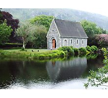 Gougane Barra Reflections Photographic Print