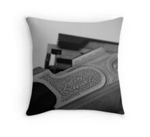 "A Beautiful ""Peace"" Throw Pillow"