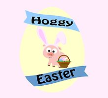 Hoggy Easter!  by Eggtooth
