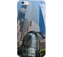 Freedom Tower and Company iPhone Case/Skin