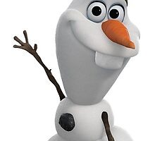 Olaf by Padme Nowland