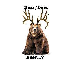 Beer? 2 Photographic Print