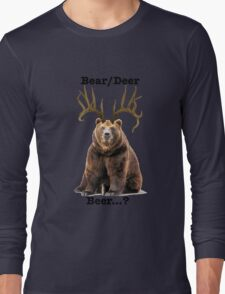 Beer? 2 Long Sleeve T-Shirt