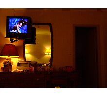 love in a motel room Photographic Print