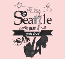 You Look So Seattle Kids Clothes