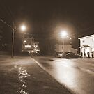 small town friday night by murrstevens
