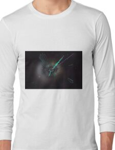 Time Vortex Long Sleeve T-Shirt
