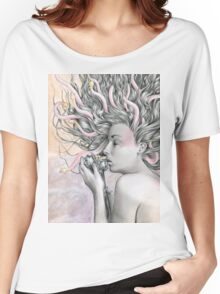 Medusa's Lament  Women's Relaxed Fit T-Shirt
