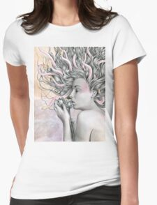 Medusa's Lament  Womens Fitted T-Shirt