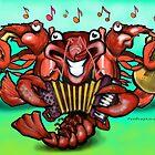 Crawfish Band by Kevin Middleton