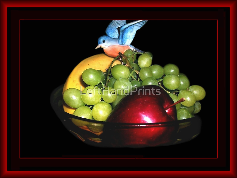 Fruit of Life by LeftHandPrints
