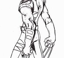Wolverine by vampiro45