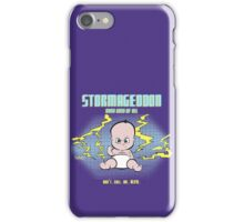 Little Stormy iPhone Case/Skin