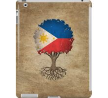 Tree of Life with Filipino Flag iPad Case/Skin