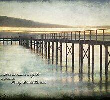 Love must be ....... by Sue Wickham
