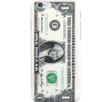 1 Dollar Bill iPhone Case/Skin