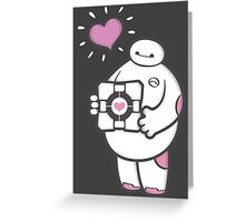 Companion Assistant Greeting Card