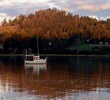 photoj Tasmania Launceston, The Tamar River by photoj