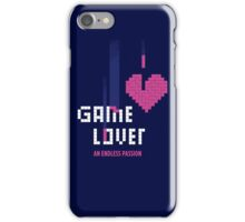 Game Lover iPhone Case/Skin