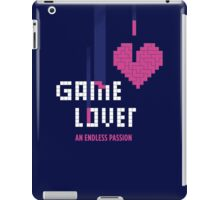 Game Lover iPad Case/Skin