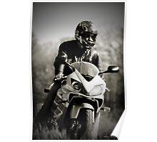 Rider III Poster