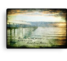 Remedy for Love Canvas Print